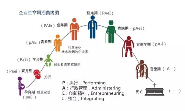 hrbp的利器:企业生命周期理论